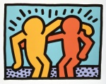 Image by Keith Haring