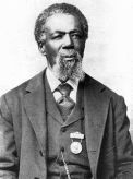 Thomas Mundy Peterson, first African American to vote in the USA.
